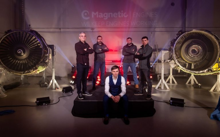 Magnetic Engines opening event